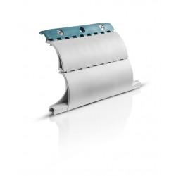 Attache Volet Roulant 3 éléments - DVA pour axe 56 mm (lot de 4)